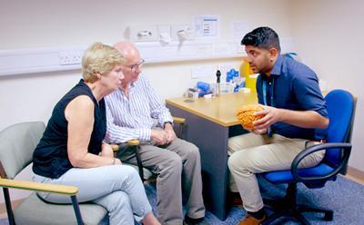 Southampton researcher de-stigmatises dementia in powerful charity campaign